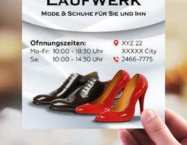 Nro 32 kilpailuun Design a Flyer for a fashion boutique käyttäjältä Artkisel