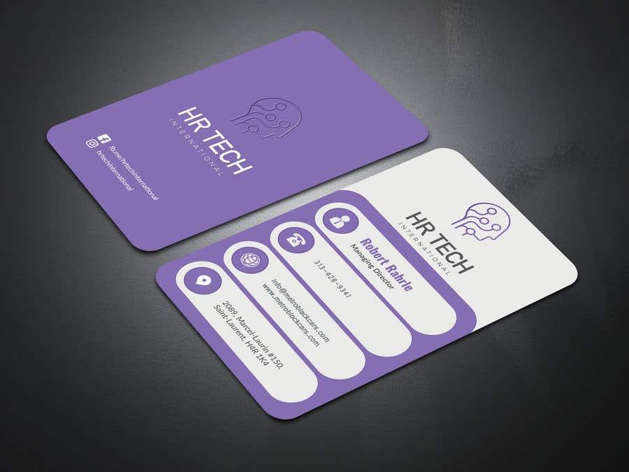 Konkurrenceindlæg #194 for Modern Business Cards Design