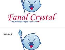 nº 46 pour Mascot Design for FanalCrystal par crossforth