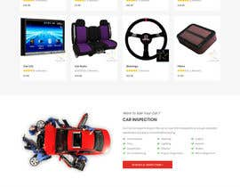 #17 for Wordpress Website for Vehicle-whoesale by smowebtechmaster