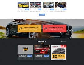 #4 for Wordpress Website for Vehicle-whoesale af RamisRathore
