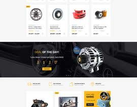 #23 for Wordpress Website for Vehicle-whoesale af poujulameen