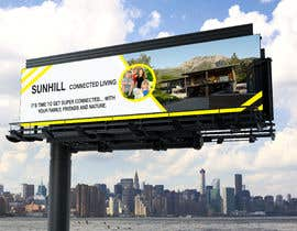 #106 for Billboard ad for real estate by masterdesigner7