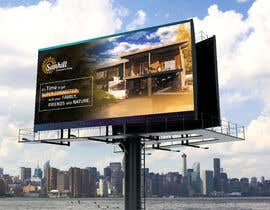 #98 for Billboard ad for real estate by JimmyArtiste