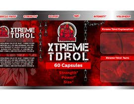 #3 for Create Label Theme for Bodybuilding Supplement Company by abhi8273