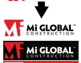 "#21 for I need a logo with the exact same as the attached ""Mi Caves"" logo but instead of ""Mi Caves"" it needs to say ""Mi Global Construction"" in the exact same font and boldness by Mostafiz600"