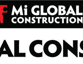 "#28 for I need a logo with the exact same as the attached ""Mi Caves"" logo but instead of ""Mi Caves"" it needs to say ""Mi Global Construction"" in the exact same font and boldness by Mostafiz600"