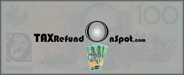 Konkurrenceindlæg #32 for Logo Design for Tax Refund On Spot