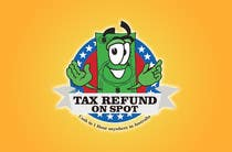 Proposition n° 120 du concours Graphic Design pour Logo Design for Tax Refund On Spot