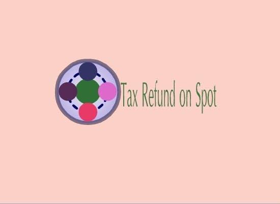 Konkurrenceindlæg #31 for Logo Design for Tax Refund On Spot