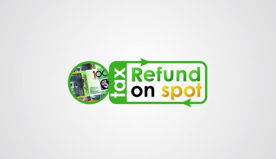 Bài tham dự cuộc thi #97 cho Logo Design for Tax Refund On Spot
