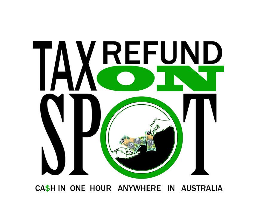 Proposition n°73 du concours Logo Design for Tax Refund On Spot