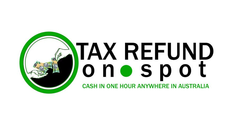 Proposition n°79 du concours Logo Design for Tax Refund On Spot
