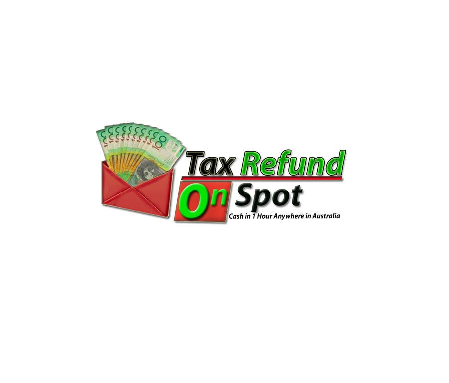 Konkurrenceindlæg #92 for Logo Design for Tax Refund On Spot