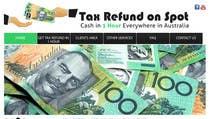Graphic Design Konkurrenceindlæg #81 for Logo Design for Tax Refund On Spot