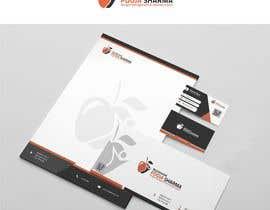 #43 สำหรับ Logo & Stationary Design for my nutrition practice - I am a nutritionist โดย bangabazz