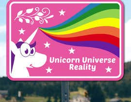 #5 for Design a Unicorn Sign for Interior Decoration by BrilliantDesign8