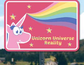 #19 for Design a Unicorn Sign for Interior Decoration by BrilliantDesign8