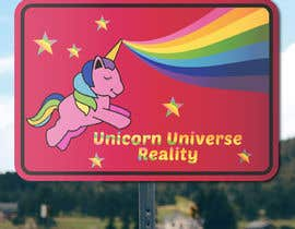 #38 for Design a Unicorn Sign for Interior Decoration by BrilliantDesign8