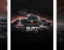 GSSOCIAL tarafından Design a mobile landing page for World of Tanks Blitz için no 2