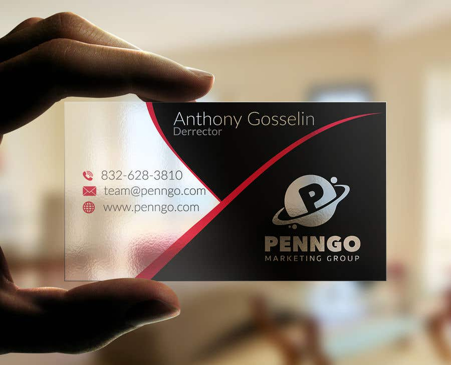 Contest Entry #144 for Design some Business Cards for Penngo Group