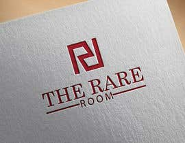 "#163 για ""The Rare Room"" logo design contest από mn2492764"