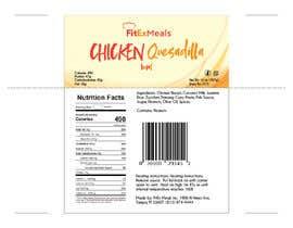 #3 for Design a Food Label for a Meal Prep Company af arjav92