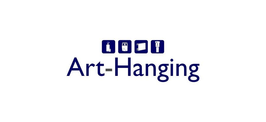 Kilpailutyö #                                        67                                      kilpailussa                                         Logo Design for art-hanging.com