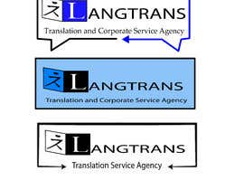 #50 for Logo for Translation and Corporate Service Agency af AngeloR120