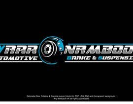 #133 for Design a logo - Warrnambool Automotive Brake and Suspension af enovdesign