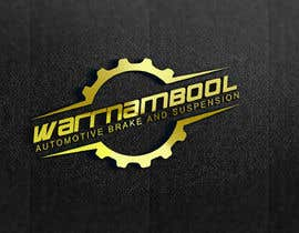#105 for Design a logo - Warrnambool Automotive Brake and Suspension af Bdesign18