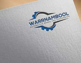 #43 for Design a logo - Warrnambool Automotive Brake and Suspension af AVATAR71