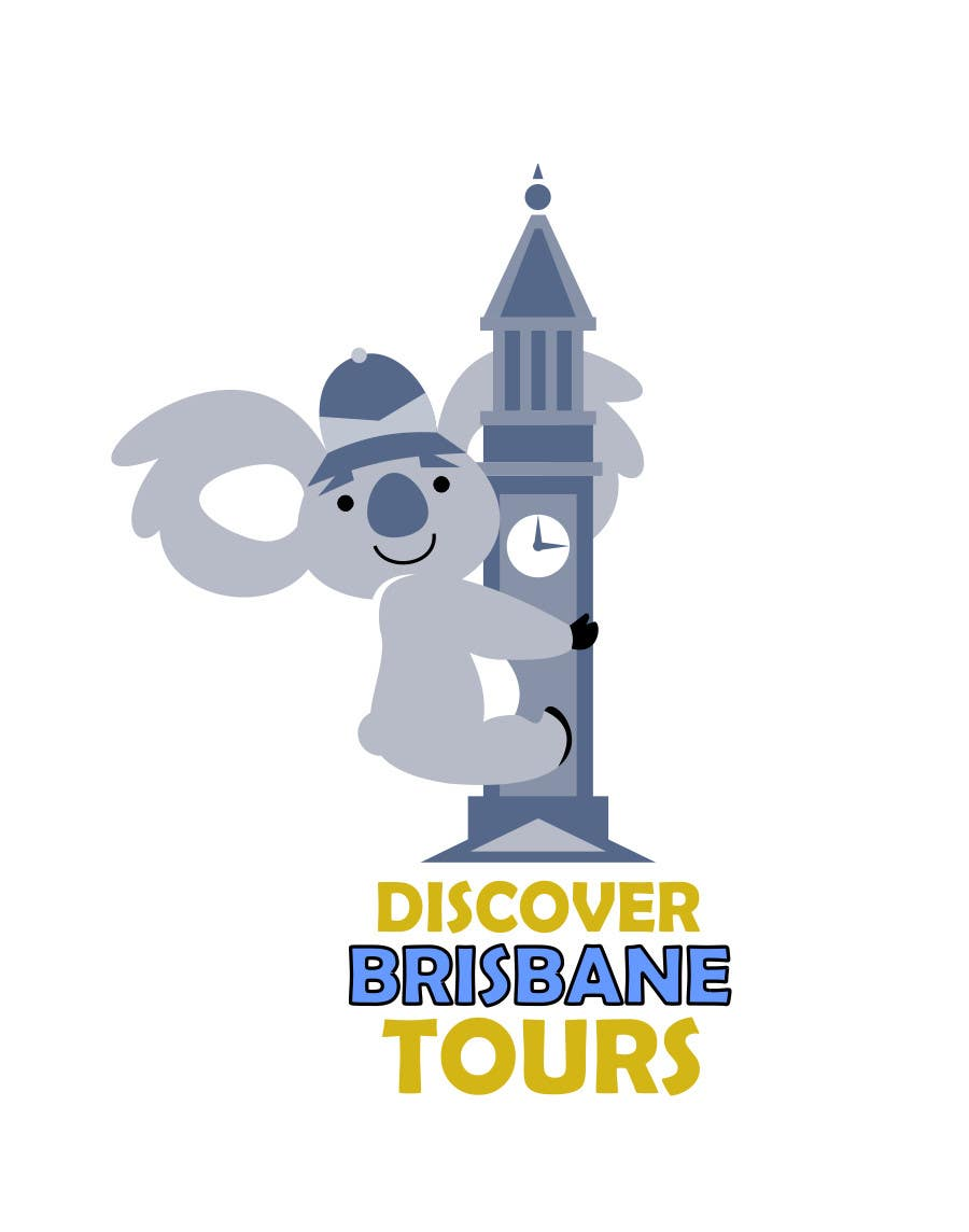 Bài tham dự cuộc thi #333 cho Logo Design for Discover Brisbane Tours