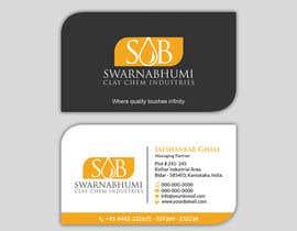 papri802030 tarafından Design a professional business card for me için no 12