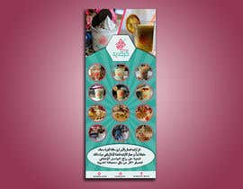 nº 10 pour design menu and rollup stand banner in Arabic par yanzStudio