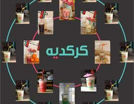 nº 28 pour design menu and rollup stand banner in Arabic par NadeemRoomi