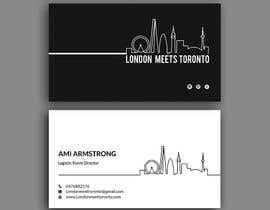 nº 174 pour business card design and proof par Srabon55014
