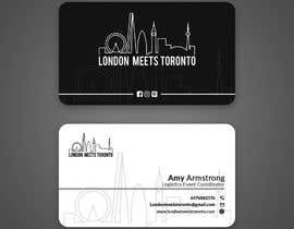 nº 28 pour business card design and proof par rahmed03051997