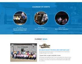#5 for Design a Website Mockup by rosepapri