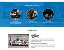 #9 for Design a Website Mockup by rosepapri