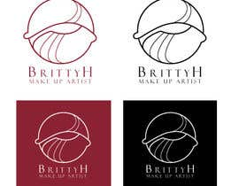 #23 для I admire simplistic and classic/classy logos! But will consider all entries. something beautiful but simple enough to be recognised.  Brittyh MUA MUA meaning Makeup Artist, in your designs I don't mind if it says 'MUA' or 'Makeup Artist' от pretzeloverdose