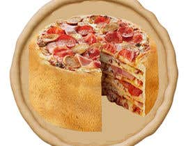 #1 for Design pizza layers by SalinaChowdhury