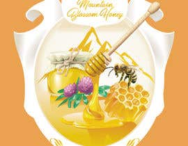 #15 for Create Packaging label  for Honey by irfannosh