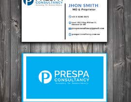 #32 for Business Cards and Signature line design by readowanbeg