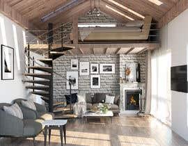 #10 cho Interior room design - 3D bởi AeArts