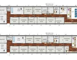 #133 for Design a floor plan for our new medical office space af arrigonicarina
