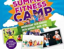 #8 untuk kids summer fitness camp poster oleh maidang34