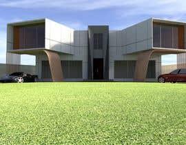 #8 untuk 3D Container House Exterior Build oleh rahat588