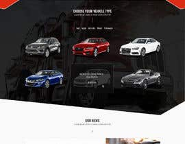 #23 for Build a Car Shipping Website by shazy9design