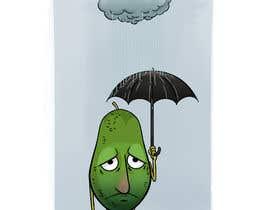 "#129 for Design ""Mr Avocado"" for Children's Book af vijayrai1989"